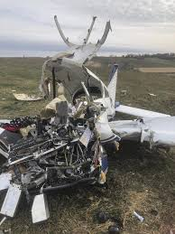 Iowa Travel Forecast images Small plane crashes in iowa killing all 4 people on board jpg