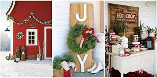 Christmas Decoration Images 34 Outdoor Christmas Decorations Ideas For Outside Christmas
