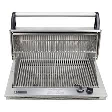fire magic legacy deluxe classic countertop gas grill 31 s1s1n a
