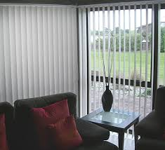 vinyl vertical patio blind curtain u0026 bath outlet
