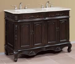 inch double sink bathroom vanity with granite top