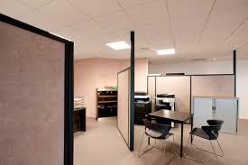 sol bureau séparateur de bureau au sol en bois s7 clipper