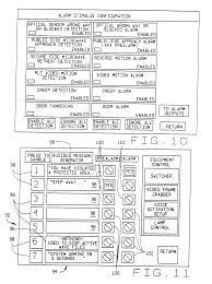 patent us6507278 ingress egress control system for airport