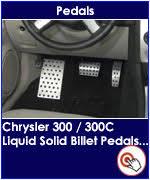 Chrysler 300 Interior Accessories Chrysler 300 Interior Accessories