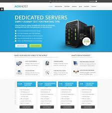 52 best free u0026 premium web hosting website templates savedelete