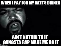 Rap Dos Memes - ideal rap dos memes gangsta rap made me do it imgflip kayak