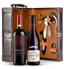wine gifts deluxe dual wine tote wine gifts an elite gift featuring