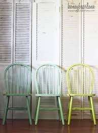 kitchen chair ideas diy ify 14 furniture makeovers bhg style spotters