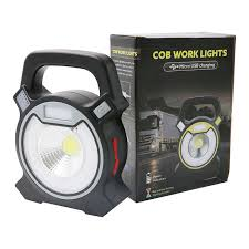 Rechargeable Work Lights by Aliexpress Com Buy Usb Rechargeable Work Light Cob Led Portable