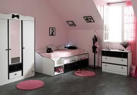 chambre moderne ado fille lit ado fille coucher cm adolescent enfants decoration pas noir
