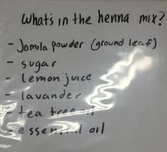 henna tattoo recipe paste henna body art recipe makedes com