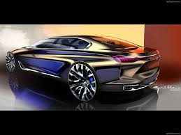 luxury bmw bmw vision future luxury concept 2014 picture 28 of 41