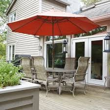 Carter Grandle Outdoor Furniture by Jensen Jarrah Teak Patio Chairs Ebth