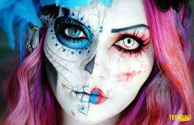 12 gorgeous makeup looks to inspire you this halloween