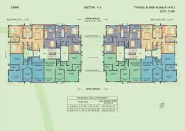 939 sq ft 2 bhk 2t apartment for sale in naiknavare housing dwarka