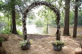 Wedding Arches Tasmania Duck Dynasty Wedding Arbor Duck Dynasty Ceremony Arch Ceremony