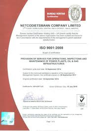 bureau veritas kazakhstan quality certificates dietsmann operation and maintenance services