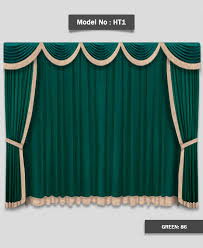 Turquoise Velvet Curtains Decorative Velvet Curtains Stage Curtains Home Theater Curtain