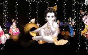 Fun Wallpaper by 4d Little Krishna App U0026 Live Wallpaper Android Apps On Google Play