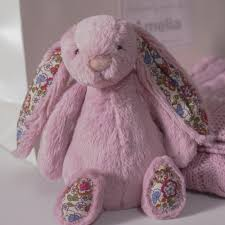 jellycat blossom tulip bashful bunny small soft that s mine