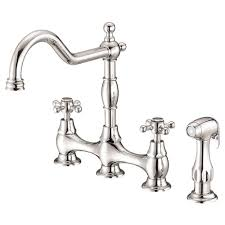quality kitchen faucets polished nickel kitchen faucets with inspiration photo oepsym