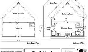 small cabin plans free 18 amazing small cabin plans with loft free building plans