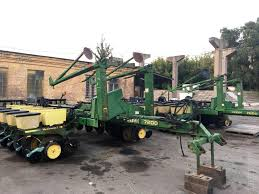 John Deere 7200 Planter by Seeder Planter John Deere 7200 16 Row T Row Buy On Www