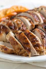 garlic herb roasted turkey breast recipe with orange recipe