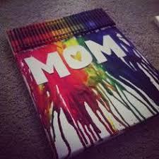 25 diy christmas gifts for mom u0026 grandma crayon melting diy