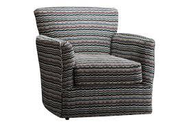 Microfiber Swivel Chair by Gypsy Swivel Chair