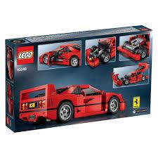 lego subaru brz lego ferrari f40 is the coolest blocky supercar ever technabob