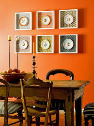ideas for decorating kitchen walls plate wall ideas decorating and arranging
