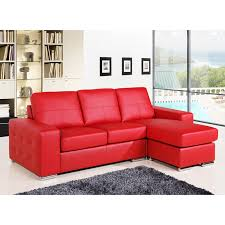 Red Corner Sofa by Corner Leather Sofas Archives Stylish Leather Sofas