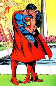 who does wonder woman love batman or superman wonder woman