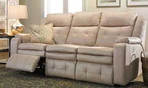 Beige Reclining Sofa Inspire Power Reclining Sofa Haynes Furniture Virginia S
