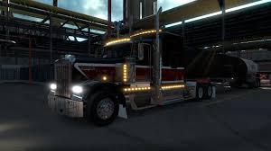 kenworth w900 engine american truck simulator gameplay kenworth w900 engine
