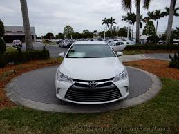 lexus service center west palm beach 2017 used toyota camry xle v6 automatic at royal palm toyota