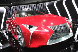 lexus lfa concept lexus lf lc will be produced but not as a successor for the lfa