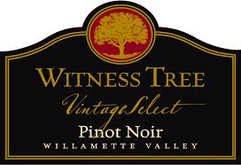 bottle labels witness tree vineyard