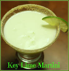 martini beach this key lime martini is like drinking a slice of key lime pie it