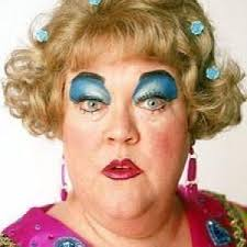 Drew Carey Meme - what mimi from the drew carey show looks like without makeup