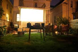 home theater design on a budget backyard theater home outdoor decoration