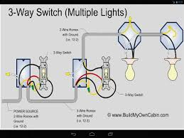 3 way switch wiring diagram youtube 3 way switch with dimmer 3