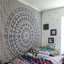 tapestry home decor bohemian mandala wall tapestry boho decor moonlight gypsy