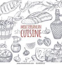 mediterranean cuisine stock images royalty free images u0026 vectors
