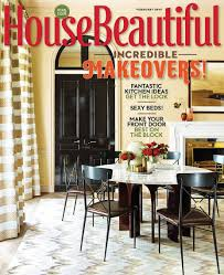 Housebeautiful Magazine by Media Brian Dittmar Design Inc