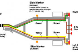 6 wire trailer wiring diagram tandem free picture wiring diagram