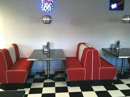 diner style booth table diner style table and chairs if you were born in the or chances are