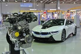 Bmw I8 Next Generation - the engine within the bmw i8
