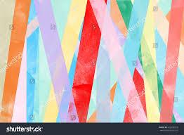 line shape pattern pastel vintage colorful stock illustration